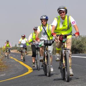Bike in Palestine