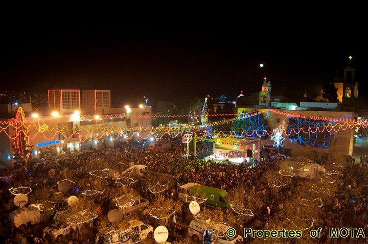Christmas in Bethlehem | TRAVEL PALESTINE