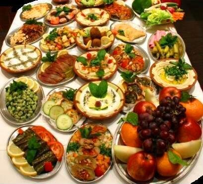 Famous places in palestine information www for Ahmads persian cuisine